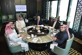 Bahrain Bourse Hold its 2nd Roundtable Discussion with CEOs of Listed Companies